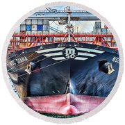 Msc Diana Round Beach Towel