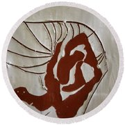 Nakimuli - Tile Round Beach Towel