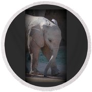 Nandi Round Beach Towel