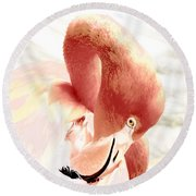 Natural Flare Round Beach Towel