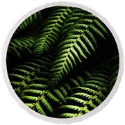 Nature In Minimalism Round Beach Towel by Jorgo Photography - Wall Art Gallery