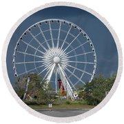 Niagara Skywheel Round Beach Towel