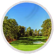No. 8 Yellow - Jasmine 570 Yards Par 5 Round Beach Towel