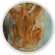 Nude 56901101 Round Beach Towel