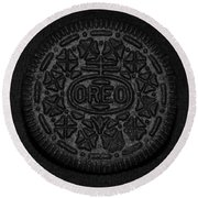 O R E O Round Beach Towel