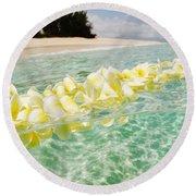 Ocean Lei Round Beach Towel