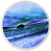One Miracle Round Beach Towel