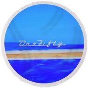 Ore Fifty Round Beach Towel