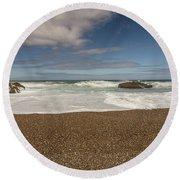Oregon Coast- 5 Round Beach Towel