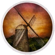 Other - Windmill Round Beach Towel by Mike Savad