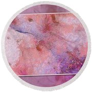 Outact Pipe Dream  Id 16097-231213-93271 Round Beach Towel