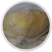 Outy Round Beach Towel