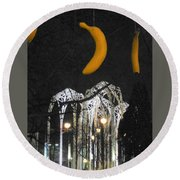 Pacific Science Gate Round Beach Towel