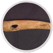 Paleolithic Tool Round Beach Towel