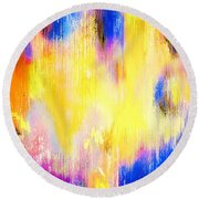 Party City Round Beach Towel