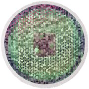 Pattern 126 Round Beach Towel