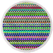 Pattern 146 Round Beach Towel