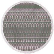 Pattern 148 Round Beach Towel
