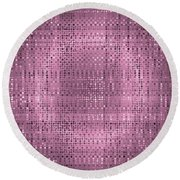 Pattern 67 Round Beach Towel
