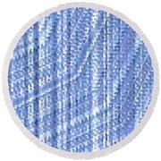 Pattern 91 Round Beach Towel