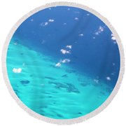 Patterns  Round Beach Towel