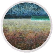 Paystract Round Beach Towel
