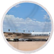 Peacemaker Round Beach Towel