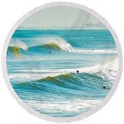Perfect Surf Round Beach Towel