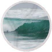 Perfect Wave Round Beach Towel