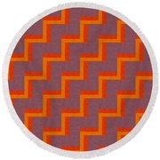 Perspective Compilation 42 Round Beach Towel