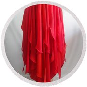 Petal Skirt - Ameynra Fashion 2016 Round Beach Towel