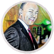 Peter Kenneth  Round Beach Towel