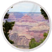 Picture Perfect Round Beach Towel