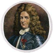 Pierre Lemoyne, 1661-1706 Round Beach Towel