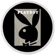Playboy, January 1964 Round Beach Towel