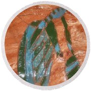 Playtime - Tile Round Beach Towel