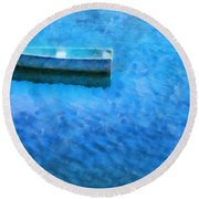 Pnrf0512 Round Beach Towel