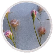 Promise Of New Life Round Beach Towel