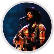 Ray Lamontagne-9053 Round Beach Towel