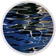 Reflections Of Cabo Round Beach Towel