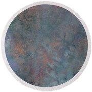 Reflections11 Round Beach Towel