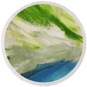 Refresh Round Beach Towel