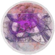 Rereeve Natural  Id 16097-232619-00011 Round Beach Towel
