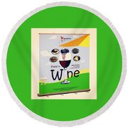 Retractable Banners- Effective Marketing Strategy Round Beach Towel
