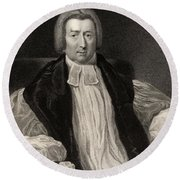 Rev Robert Gray 1762 To 1834 Bishop Of Round Beach Towel