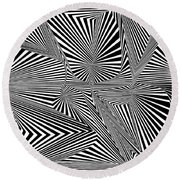 Rewolfdliw Round Beach Towel