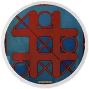 Rfb0802 Round Beach Towel