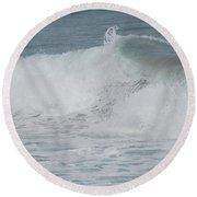 Ripple Round Beach Towel