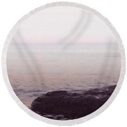 Rock Round Beach Towel