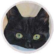 Rolfje Round Beach Towel